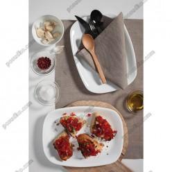 Parma Блюдо прямокутне без кутів 280 х210 мм (Bormioli Rocco)