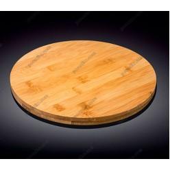 Wilmax bamboo Блюдо кругле яке обертається d-355 мм, h-40 мм (Wilmax)