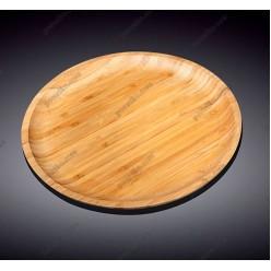 Wilmax bamboo Блюдо кругле без поля d-255 мм (Wilmax)