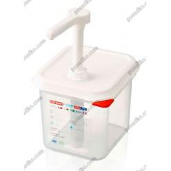 Kitchen Ємність для соусу з дозатором 30 мл, 2,6 л (Araven)