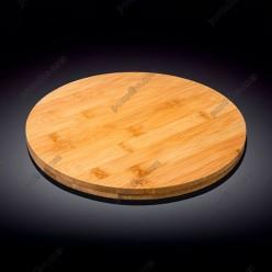 Wilmax bamboo Блюдо кругле яке обертається d-330 мм, h-40 мм (Wilmax)