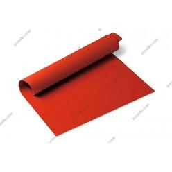 Професійний силікон Лист для випічки теракотовий темний 400 х300 мм (Silikomart)