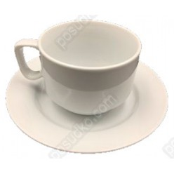 Bistro Чашка для чаю d-82 мм, h-62 мм 220 мл (FoREST)