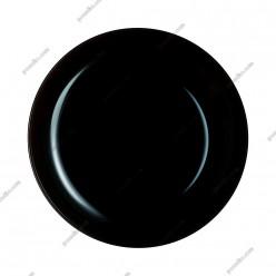 Friends time Блюдо кругле глибоке чорне d-170 мм, h-40 мм 400 мл (Luminarc, France)