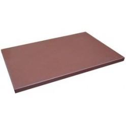 Resto line 12 Дошка розробна коричнева 325 х265х12 мм (FoREST)