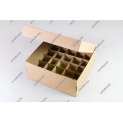 Аксесуари Коробка на 25 відділень 250 х250 мм, h-110 мм (Україна)