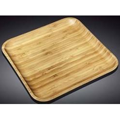 Wilmax bamboo Блюдо квадратне без поля 230 х230 мм (Wilmax)