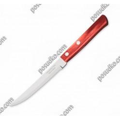 Polywood Ніж для стейку з зубцями червоне дерево L-212 мм, T-10 мм (Tramontina)