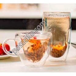 Guten morgen Склянка з подвійною стінкою висока 100 мл (Ringel)